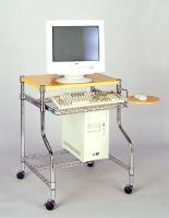 鐵管組合家具電腦桌