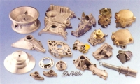 Aluminum die casting and machined products.