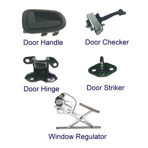 DOOR HANDLES ETC