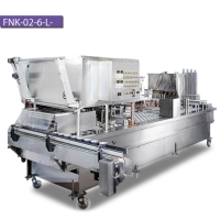AUTOMATIC FILLING AND SEALING MACHINE