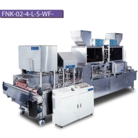AUTOMATIC COMPUTER WEIGHING FILLING AND SEALING MACHINE