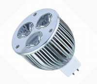 3X3W MR16 GU5.3 LED LAMP