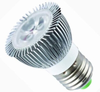 3X1W MR16 E26/E27 LED LAMP