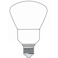 Linear Dimmable R30 & R40 CFL