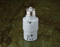 AUTOMATIC LAMPHOLDER WITH SENSOR E27/E26 150W 120/240V