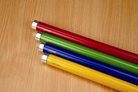 Colored Fluorescent Lamps