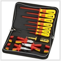 11 PIECE Electrician's Repair Tool Kit