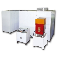 High-frequency Welder w/Solid-state SemiconductorMachine