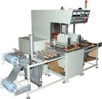8KW气压自动拖料式高周波塑胶熔接机
