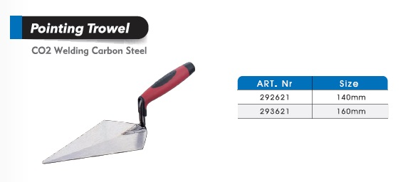 Pointed Trowels/ Cement Tools 32-2 Pointed Trowels/ Cement Tools  Pointed Trowels/ Cement Tools