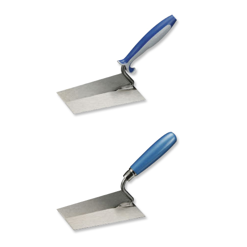 Masonry Trowel Types : Brick trowel square type pointing cement tools