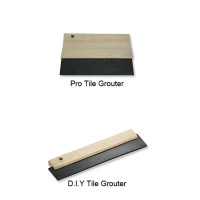 Pro Tile Grout Spreader/ DIY Tile Grout Spreader/ Pro Tile Grouter/ D.I.Y Tile Grouter/ Taping Knife