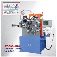 CNC Spring Forming Machine