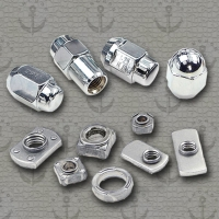 Cens.com Wheel Nuts (above) and Weld Nuts ANCHOR FASTENERS INDUSTRIAL CO., LTD.