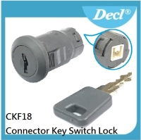 Connector Key Switch Lock