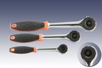 Gearless Reversible Polished Ratchet Handle