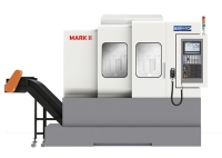 Four spindle processing machine