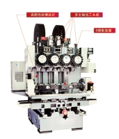 Cens.com Four spindle processing machine HANRETEC ENTERPRISE CO., LTD.