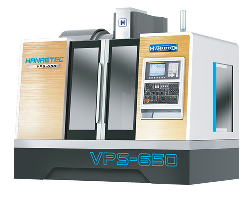 Robotic arm+VPS-650