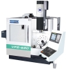 Vertical five axis integrated processing machine