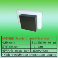PP extrusion plates