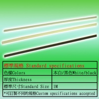 Welding rods (HDPE, PP, PVC)