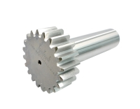 Helical Teeth Ground Pinion Shaft