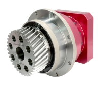 Helical Disk Planetary Reducer