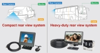 Reverse Parking (Compact rear view system / Heavy-duty rear view system)