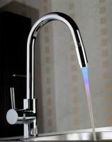 DIY節能LED發光水龍頭