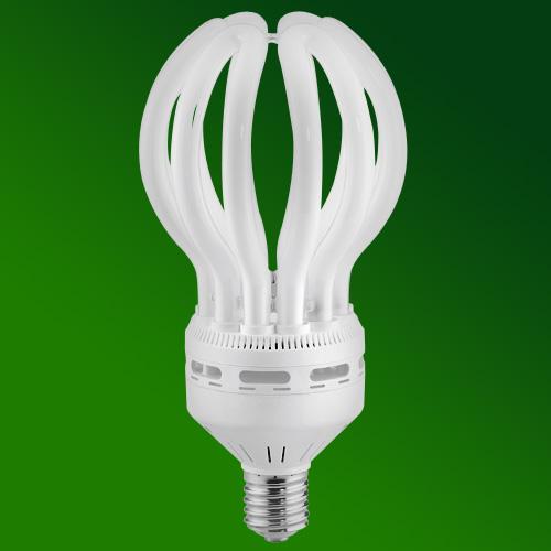 蓮花燈6U-150W省電燈炮
