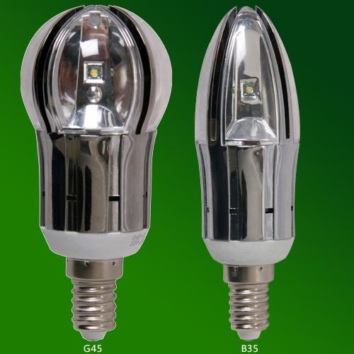 LED水晶灯 透明/雾泡-5W