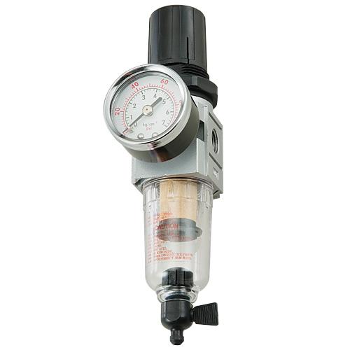 空氣濾清器+調節器