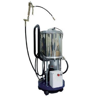 电动灌注油机