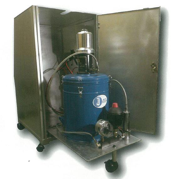 電動注油機組