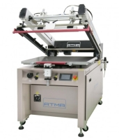 Light repaid Clam-Shell Screen Printer