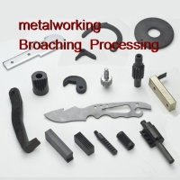 Hardware Parts broaching