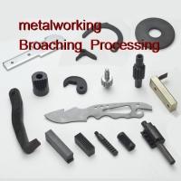 Hardware Parts broaching