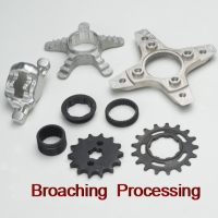 Bicycle Parts broaching