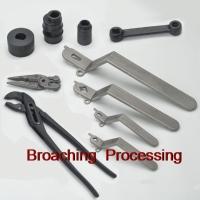 手工具-拉床/拉削加工