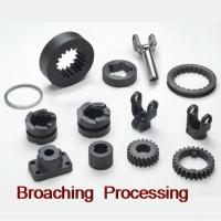 Auto Parts broaching