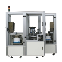 Healthcare-consumables Assembly Machine (Also suitable for assembling various plastic items)
