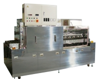 Continuous Hot Air-assisted Infrared Dryer