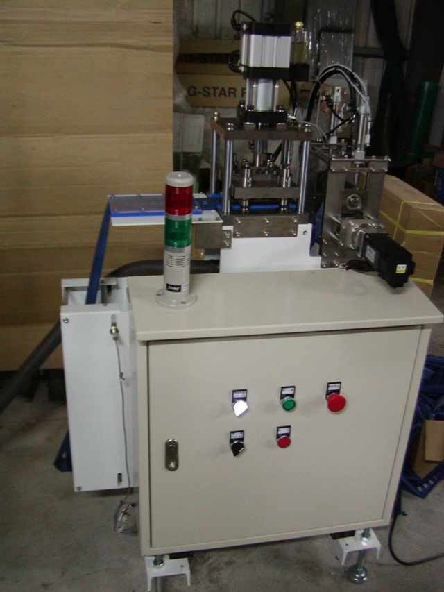 Automatic Roll Type Hole Punch Machine