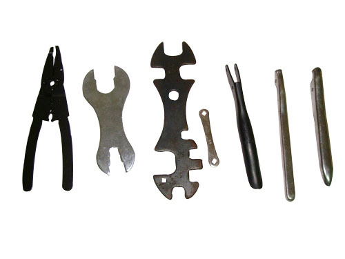 Hand tool parts and accessories