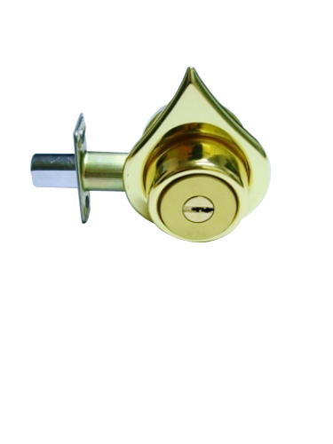 Pear-shaped auxiliary locks