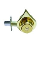 水滴型辅助锁