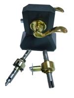锁心、锁舌、锁组、喇叭锁、水平锁及零配件