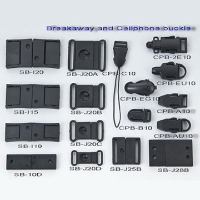 Cens.com Breakaway and Cellphone Buckles WILLOW WEBBING & PLASTIC CO., LTD.