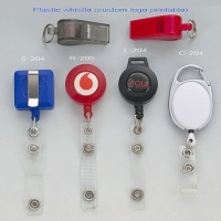 Cens.com Badge Reels, Whistles  WILLOW WEBBING & PLASTIC CO., LTD.